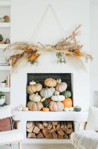 Hanging Decorations for Home New Fall Hanging Installation Diy Fall
