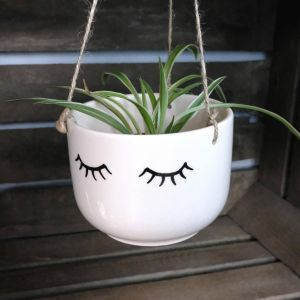 Hanging Indoor Plants Inspirational Tired Eyes Hanging Plant Pot