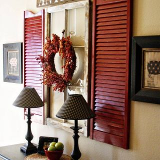 Hanging Shutters Elegant 10 Great Ideas for Decorating Ideas for Shutters