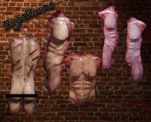 Haunted House Ideas Awesome Pin On Halloween Body Parts Haunted House Props