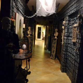 "Haunted House Ideas Elegant Via Another Pinner who Said ""halloween Party Done Right My"