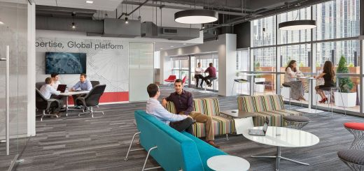 High Tech Office Design Beautiful Jll