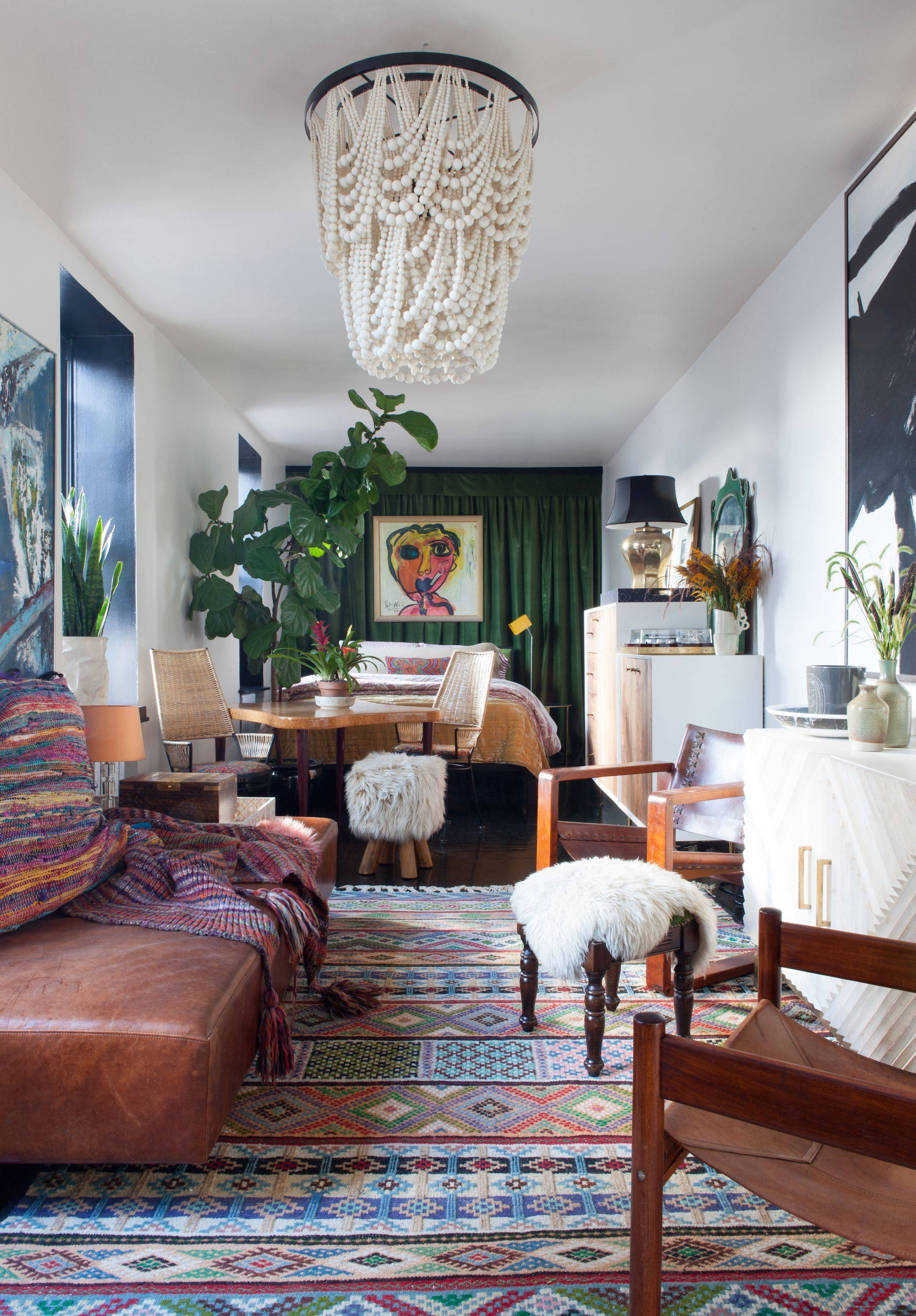 worldly eclectic style lead