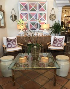 Home Furnishings and Decor Inspirational Palm Beach Coffee Table Vignette Fit for Summer