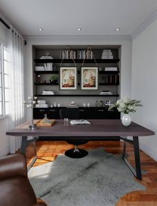 Home Office Small Space Ideas Elegant Refurbish Your Home Office for An Elegant Professional