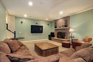 Home theater Paint Colors New Gorgeous 18 Family Room Wall Color Ideas