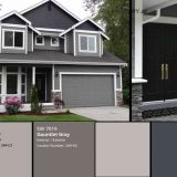 House Paint Design Exterior Elegant Updated Farmhouse Exterior Screet Updated Farmhouse