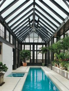 Houses with Indoor Pools Luxury All the Pool I D Ever Need Ad July 2010 Architect