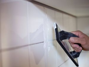 How to Clean Grout Lines In Tile Floor New Tips for Using A Rubber Grout Float
