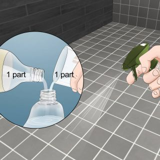 How to Clean Mold Off Grout Best Of 4 Ways to Clean Mold From Grout Wikihow