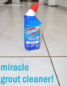 How to Clean Mold Off Grout New Clean Grout Clorox toilet Bowl Cleaner with Bleach Gonna