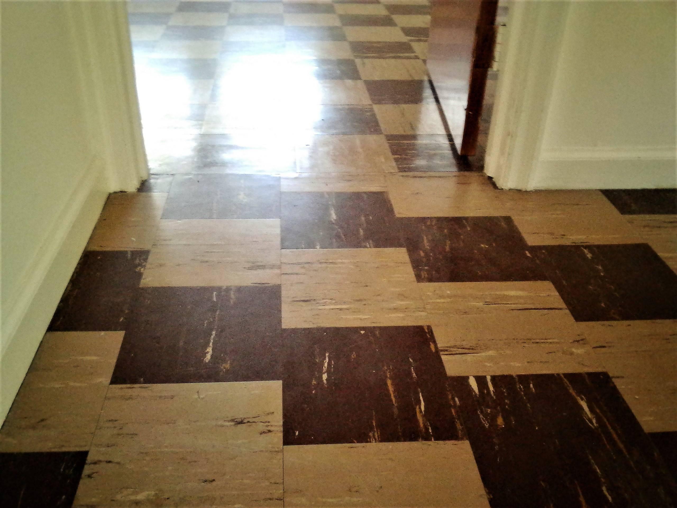 hardwood tile floor cleaner of asbestos flooring do you really need that abatement the flooring blog intended for old vinyl asbestos tile flooring