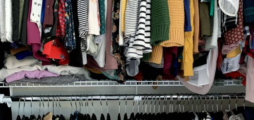 How to Color organize Your Closet Awesome How I organize My Closet Clothes Shoes and Bags