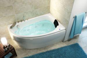 How to Keep Bathtub Clean New Whirlpool Stardust Premium Right L W H 150 95 58 5 Cm