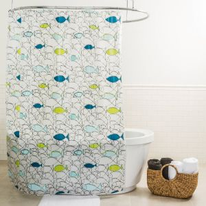 "How to Keep Bathtub Clean Unique Splash Home Chummy Peva Shower Curtain 72"" X 70"" Lime"
