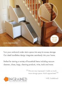 How to Make Use Of Space Under Stairs Awesome Under Stairs Storage Dublin ๑•Ì ム•Ì€à¹'