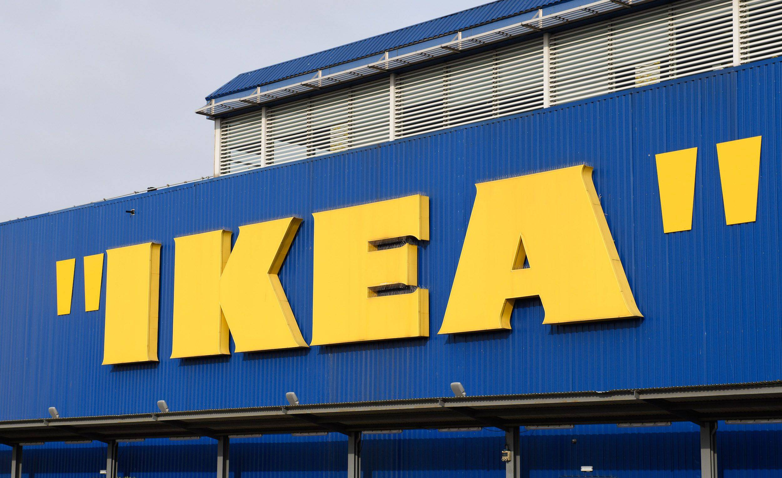 new ikea logo virgil abloh wembley