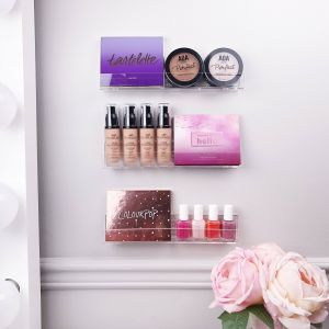 Ikea Makeup organizer Elegant Westlyn Wall organizer In 2019 Makeup organizers