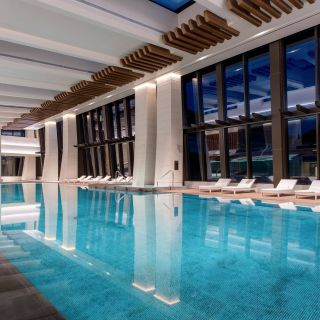 In Door Swimming Pools Best Of Korea Paradise City Indoor Pool