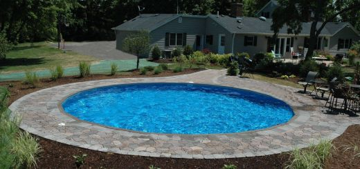 In Ground Swimming Pool Designs Luxury Pin On Pools