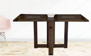Inch Decorator Table Fresh Angel Furniture Rosewood Folding Dining Table Plain top Walnut