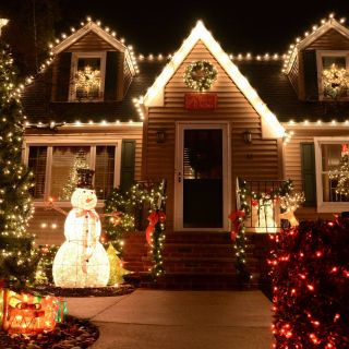 Indoor Outdoor Christmas Decorations Beautiful 50 New Home Decorating for Christmas