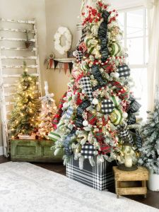 Indoor Outdoor Christmas Decorations Best Of Merry & Bright Christmas Home tour Christmas