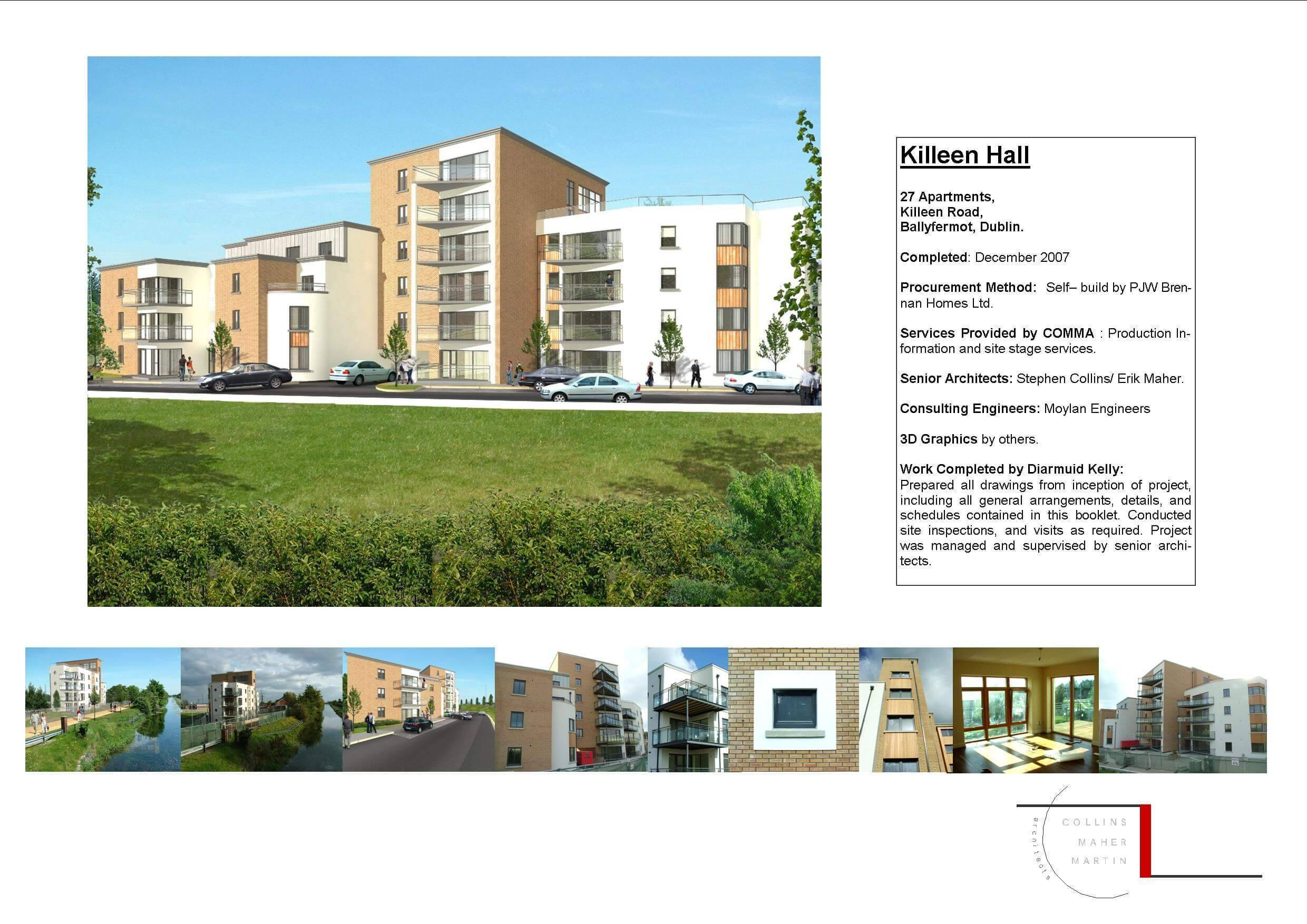 Killeen Road Booklet cover A3