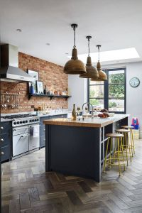 Industrial Kitchens at Home New Urban Glamour 33 House
