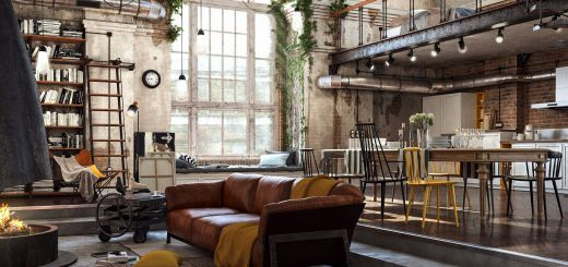 Industrial Loft Interior Design Elegant Pin by Silver Lochewood On Oh Yup