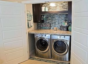 Installing Wall Cabinets In Laundry Room Lovely 50 Inspiring Laundry Room Design Ideas