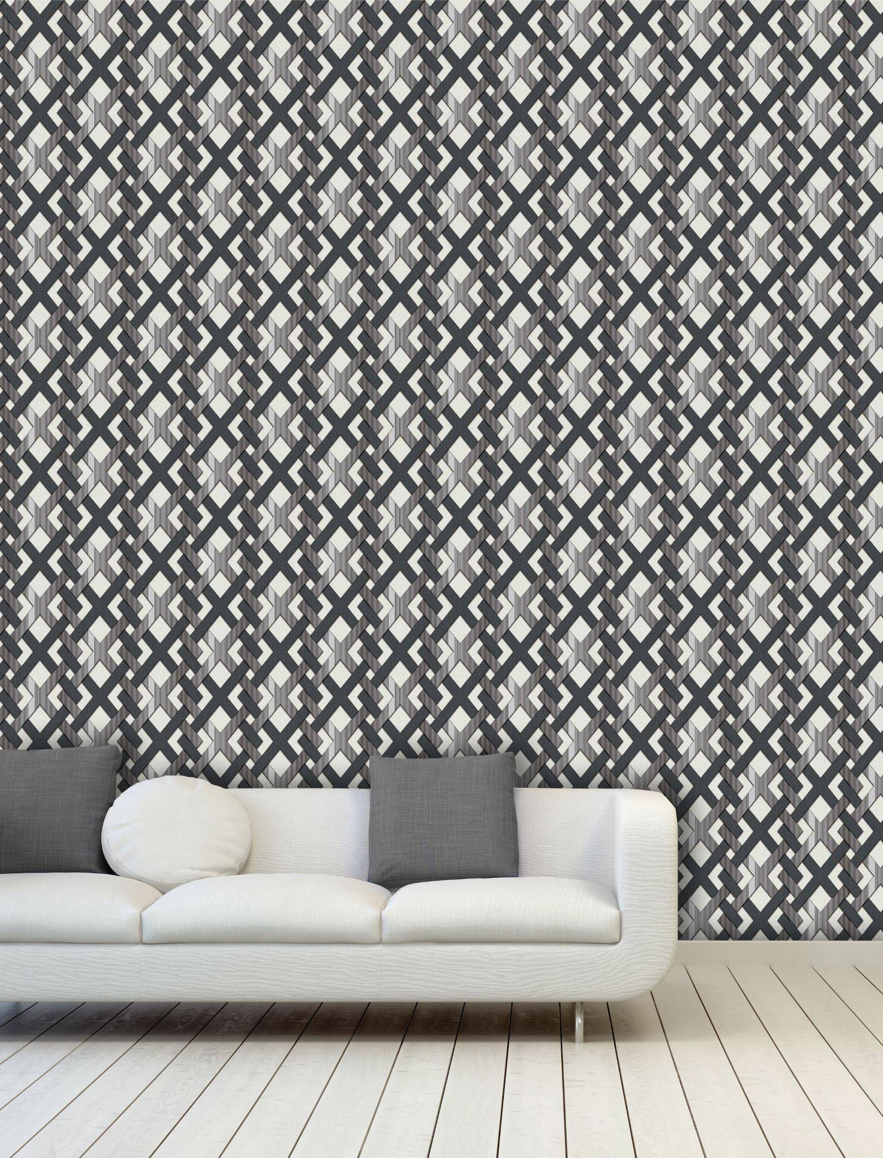 Interior Xpression PVC Geometric Patterns SDL 1 91ef7