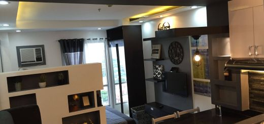 Interior Design for 22 Sqm Condo Unit New Modern Studio Unit at Avida towers Alabang area 22 40 Sq M