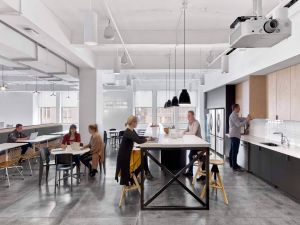 Interior Design Of Office Space New Fullscreen Nyc – Rapt Studio
