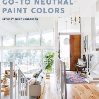 Interior Painting Styles New My Go to Neutral Paint Colors