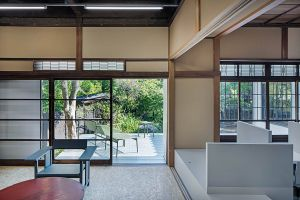 Japanese Inspired Room Design Fresh Tradition Meets normcore In Schemata S Newest Mixed Space