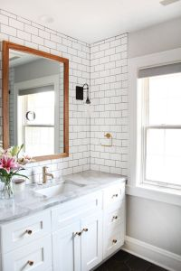 Kids Bathroom Remodel Beautiful A Master Bath Remodel with A Modern Twist On A 1930 S