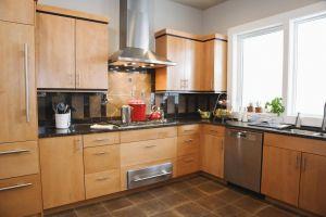 Kitchen Cabinet L Shape Inspirational Optimal Kitchen Upper Cabinet Height