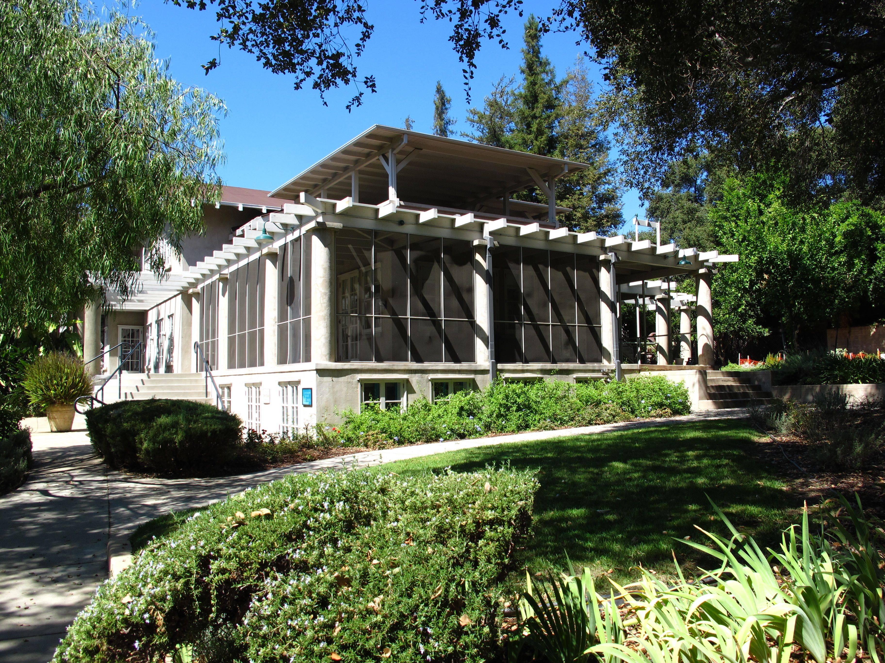 Lanterman House Screened Porch JPG