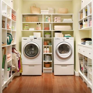 Laundry Closet Designs Beautiful A Perfectly Balanced Laundry Room Needs Functional
