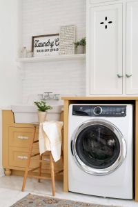 Laundry Room Design Ideas Inspirational Laundry Room Decor Yellow Laundry Room