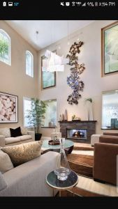 Living Room Ceiling Unique Pin by Michele Lotzer Smith On High Ceilings