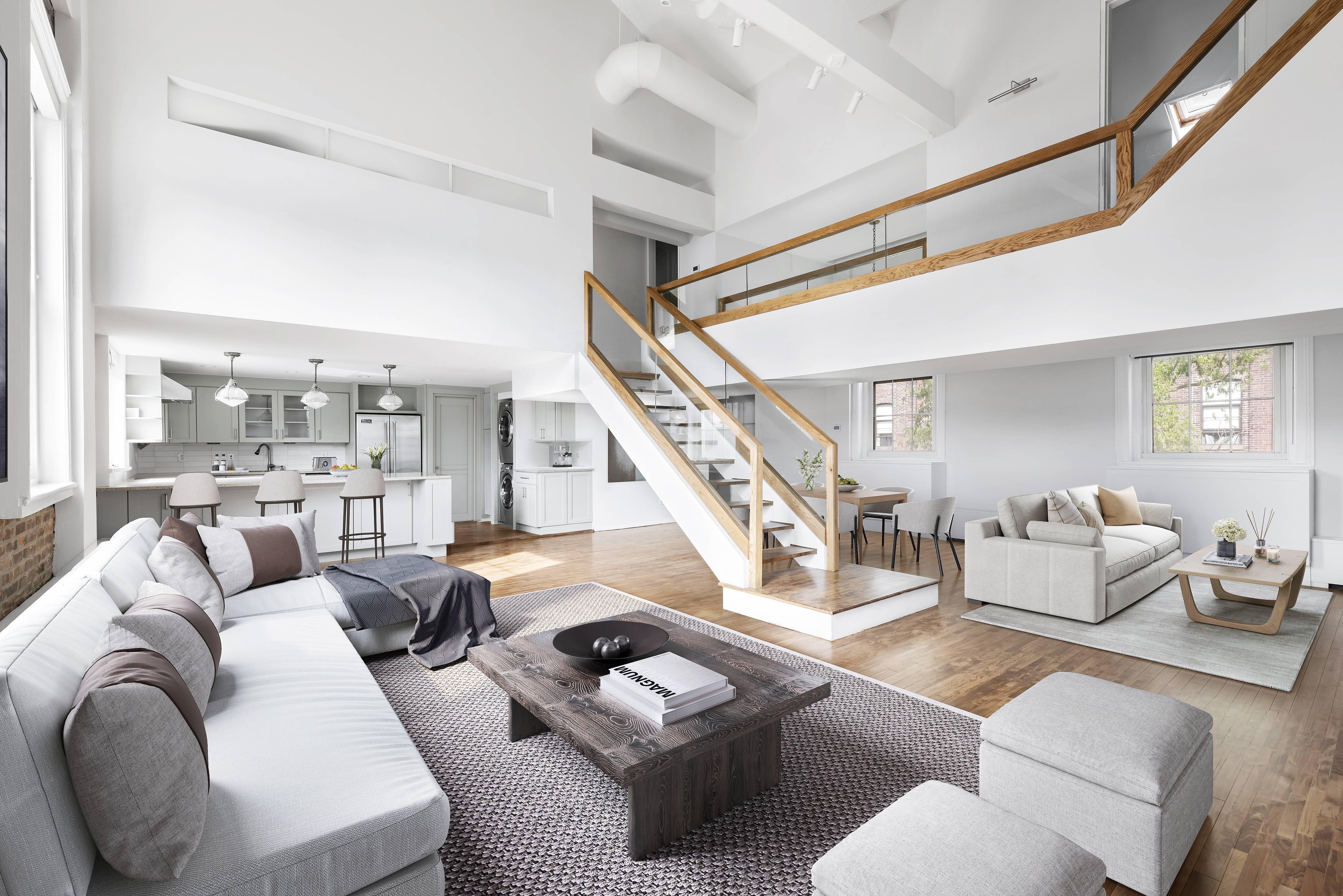 Brooklyn Heights Loft 1