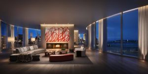 Luxurious Penthouses In New York City Beautiful Penthouse at Ian Schrager Building In New York to Cost $80