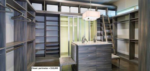 Luxury Custom Closets Lovely Closet Factory Walk In Closet In Tafisa Embossed Melamine
