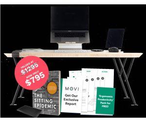 Make Your Desk Into A Standing Desk Elegant Fer