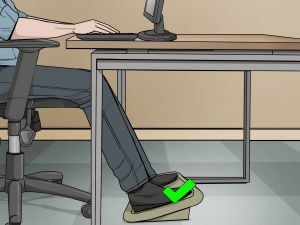 Make Your Desk Into A Standing Desk Inspirational 3 Ways to Adjust Fice Chair Height Wikihow