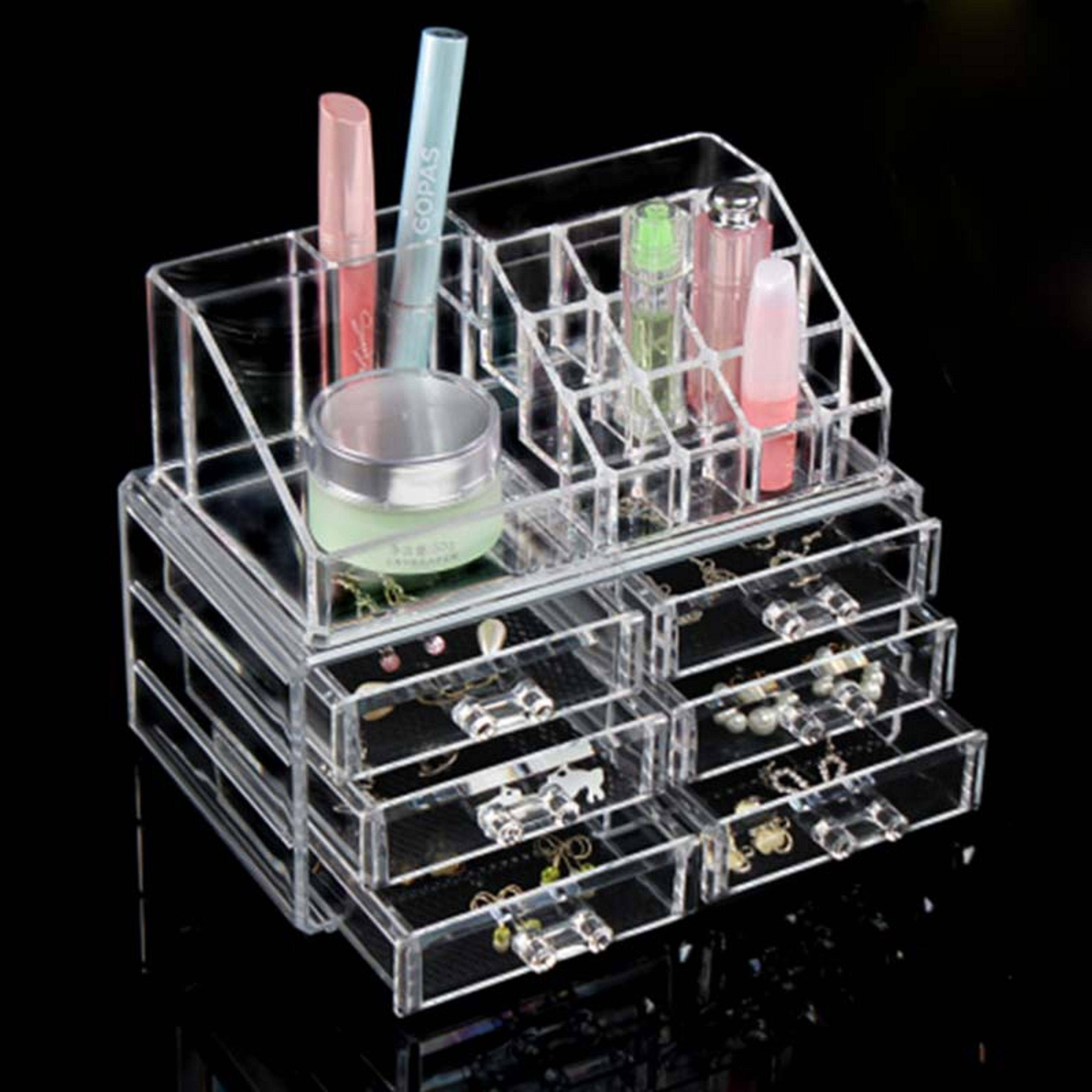 AVMART Cosmetic Organizer Makeup Storage SDL 5 18c38