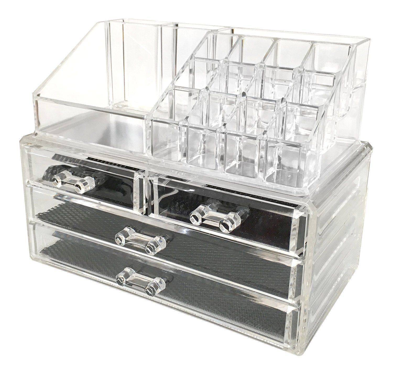 4 Drawers Makeup Organizer bo SDL 1 7271f