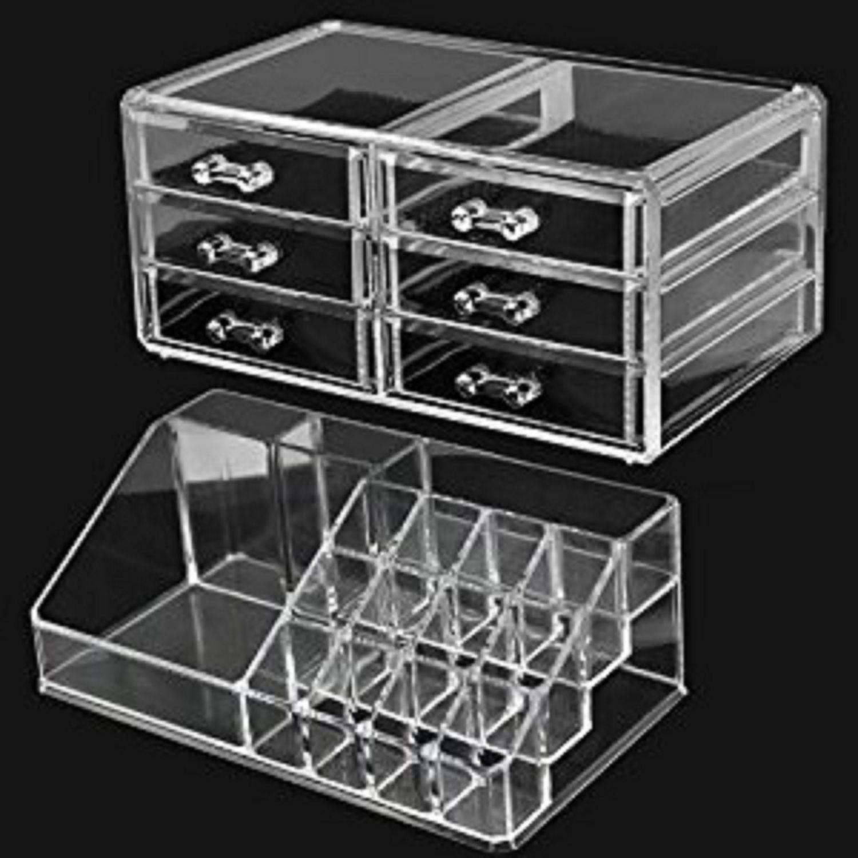 AVMART Cosmetic Organizer Makeup Storage SDL 4 d3613